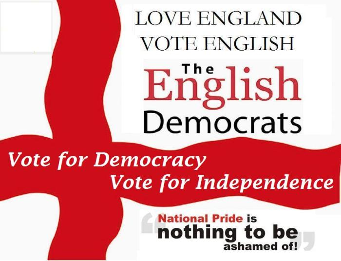 Vote for Democracy and Independence