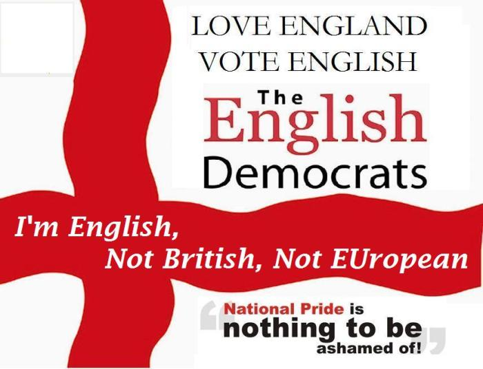 I'm English