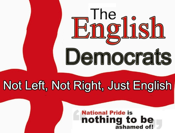 EDP Not Left, Not Right, Just English