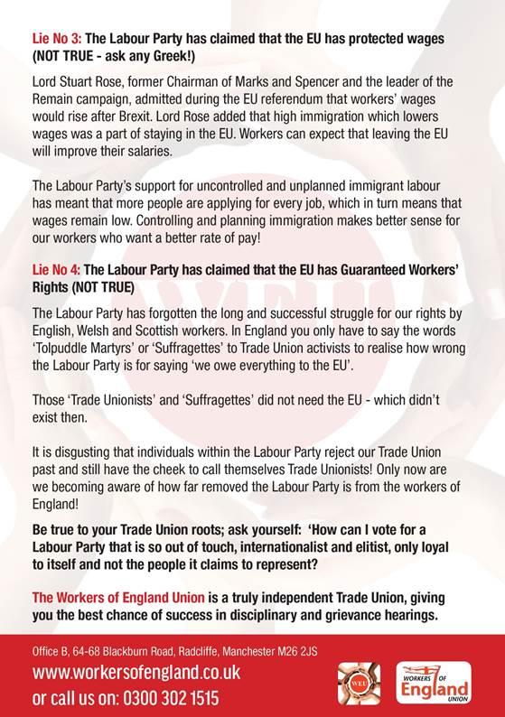 Exposing Labour's lies 2